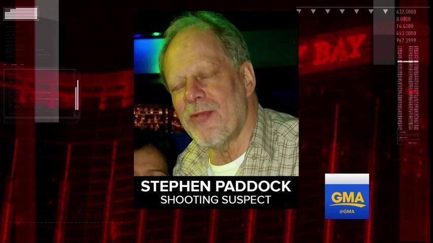 スティーブン・パドック容疑者