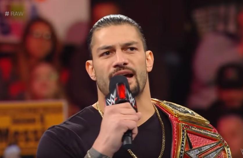 【出典:WWE/YouTube】今までの俺は嘘だ。衝撃的な告白をするローマン