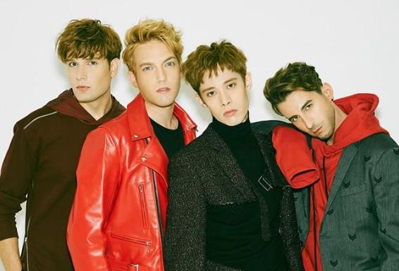 【出典:EXP EDITION/Facebook】韓国人が一人もいないK-POPグループ