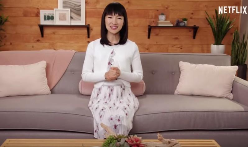 【出典:Netflix/YouTube】2019年1月に配信スタートの近藤麻理恵さんの番組
