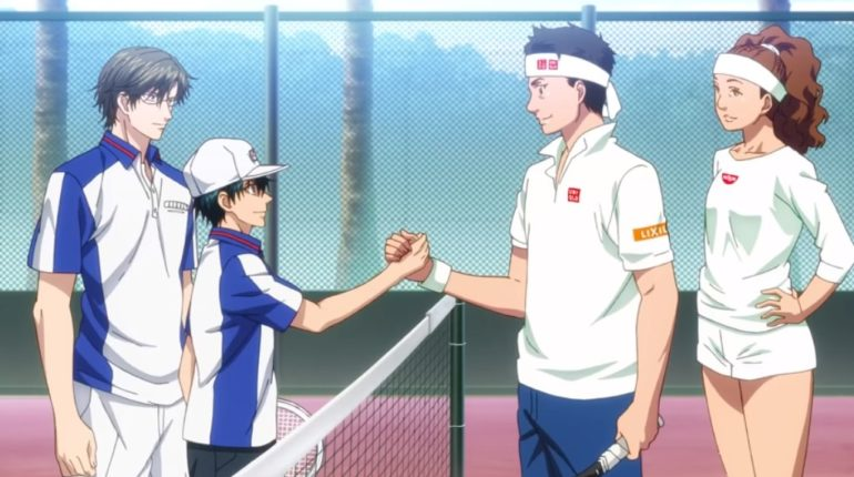 【出典:THE JAPANESE TV COMMERCIAL ASSOCIATION /YouTube】「新テニスの王子様 いざグランドスラム編」 日清CM動画